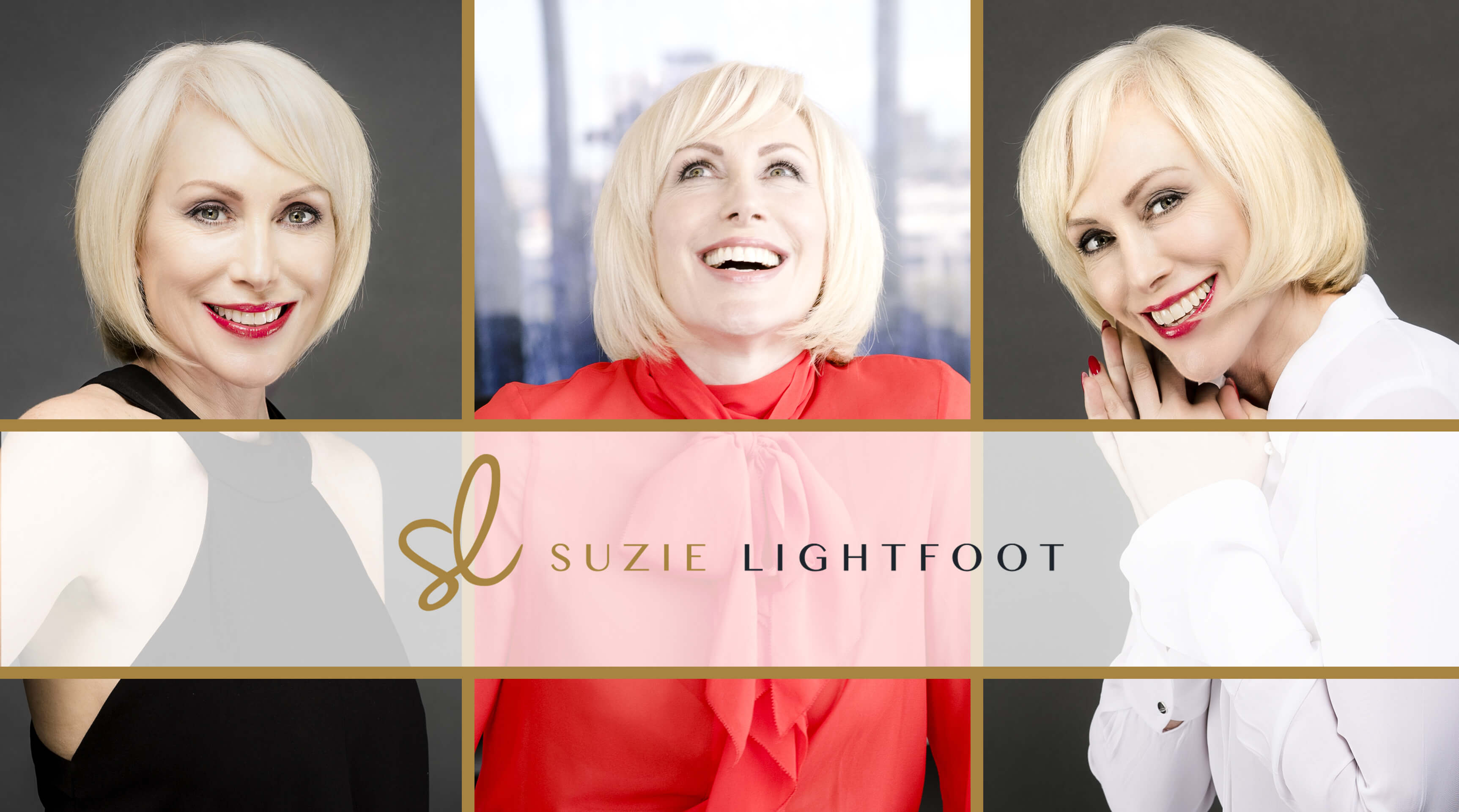 Hi I'm Suzie Lightfoot!